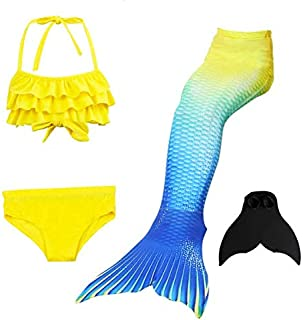 Swimwear Set For Girls WITH FIN