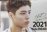 パクボコム 2021 カレンダー