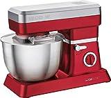Clatronic KM 3630- Robot da cucina, rosso