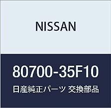 Nissan 80700-35F10, Window Regulator