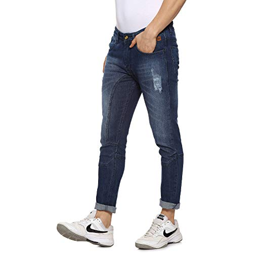 Campus Sutra Men's Slim Fit Jeans