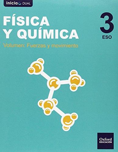 Inicia Dual Física Y Química. Libro Del Alumno Castilla Y León - 3º ESO - 9788467379396