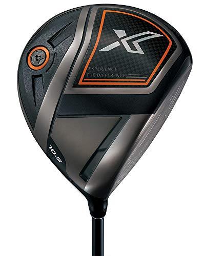 ダンロップ(DUNLOP)ゴルフドライバーゼクシオエックスMiyazakiAX-1カーボンシャフトメンズ右ロフト角:10.5度フレックス:SR45.5インチダークグレーゴルフクラブ