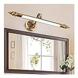 MJJ- Espejo de Baño con Iluminación LED Simple europeo y americano de 51/61 /...
