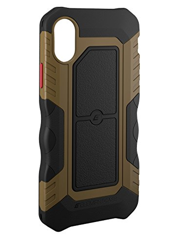 Element Case Recon for iPhone X - Marrón