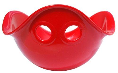 MOLUK - Bilibo, Juguete Educativo, Color Rojo (0BI43002)