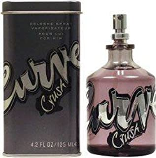Curve Crush for Men Cologne Spray, 4.2 Fl. Oz.