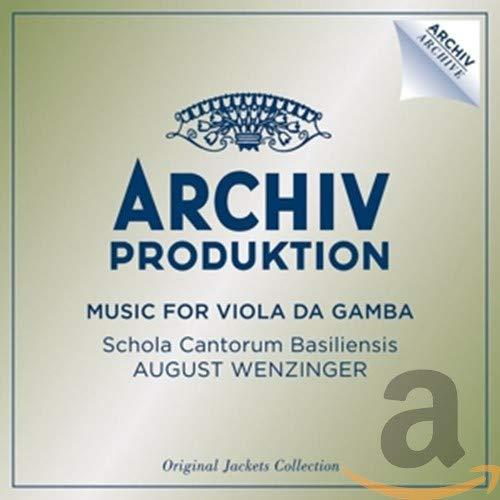 Musik Fr Viola Da Gamba