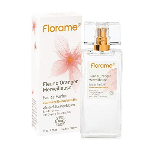 Florame Eau de Parfum Orangenblüte Wunderbare–50ml