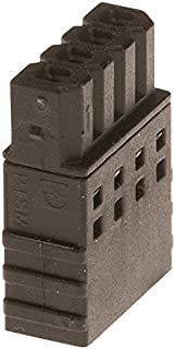Axis Communications Male Connector A 4-pin 2.5 Straight for Limited and Full I/O Port, 10 Pack