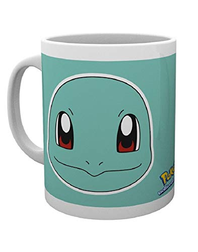 GB Eye, Squirtle Face