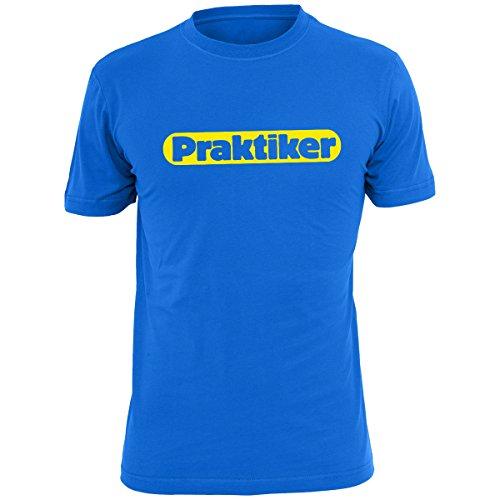 Praktiker T-Shirt - das Original Handwerker und Heimwerker Shirt L