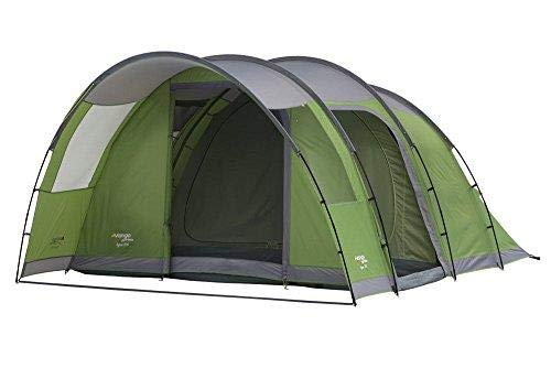 Vango Tigres 500 5 Person Family Tent Package including Carpet & Footprint