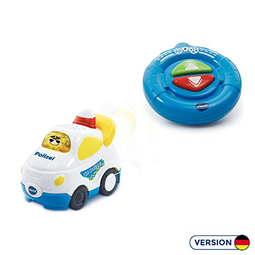 Vtech 80-180364 80-180364-Tut Baby Flitzer-RC Polizei