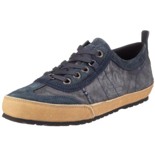 Timberland EK ACT L/F OX 20546, Herren Sneaker, blau, (NAVY CANVA), EU 45, (US 11)