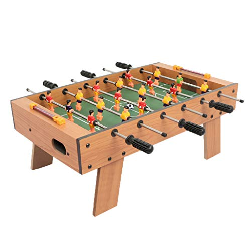 Toy Football Table Football Machine Children's 6-Foot Football Desktop Puzzle Football Toy Parent-Child Interactive Billiard Game Table Boy 4-10 Year Old Fan Toy Multi-Person Board Game Toy Best Gift