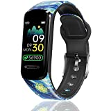 MorePro Fitness Tracker for Kids Teens, Activity Tracker with Temperature Heart Rate Blood Pressure Monitor Waterproof Sport Smart Watch,Sleep Tracking Pedometer Calories Counter Bracelet for Women
