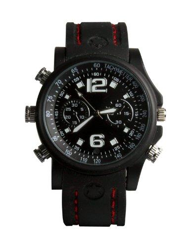 Technaxx Actionmaster 8GB Video Armbanduhr mit integrierter Kamera