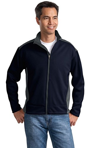 Port Authority Men's Two Tone Soft Shell Jacket