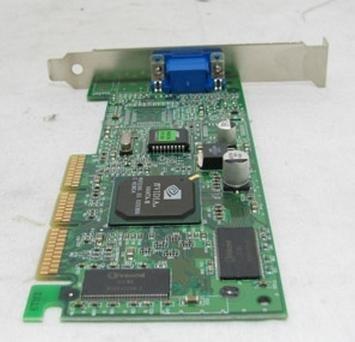 Nvidia - 16MB AGP RIVA TNT2 64 VIDEO CARD WITH VGA OUTPUT - M7500.0 [並行輸入品]