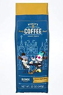Disney Parks Mickey's Really Swell 12 ounces Ground Coffee (Blonde Roast)