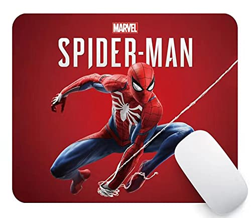 Banatree Mouse Pads for Office and Home Computers,Spiderman Mouse Pads, War Guardian Mouse Pads, Non-Slip Rubber Gaming Mousepad, Gift Mouse Mat