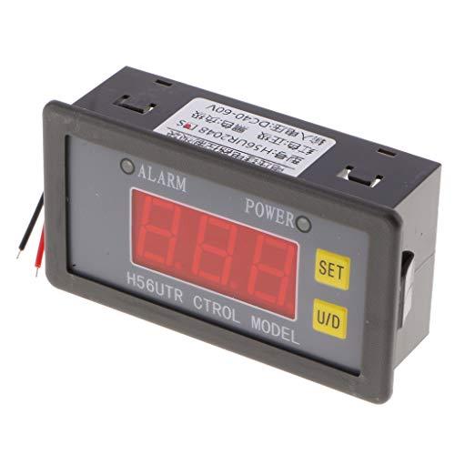 Shiwaki Zeitrelaisschalter, 0 99,9s, 0 999s, 0 999min Optinal Automotive Relay Switch - wie beschrieben 48V