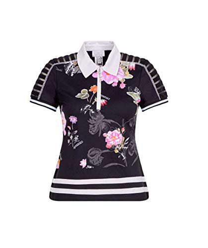 Sportalm Damen Poloshirt Größe 42 EU Mehrfarbig (bunt)
