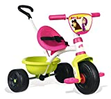 Smoby - 740300 - Masha et Michka - Tricycle Be Move - Pédales Antidérapantes