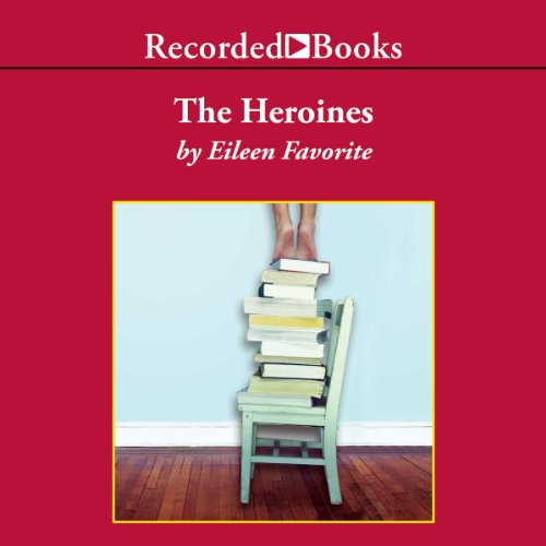 The Heroines audiobook cover art