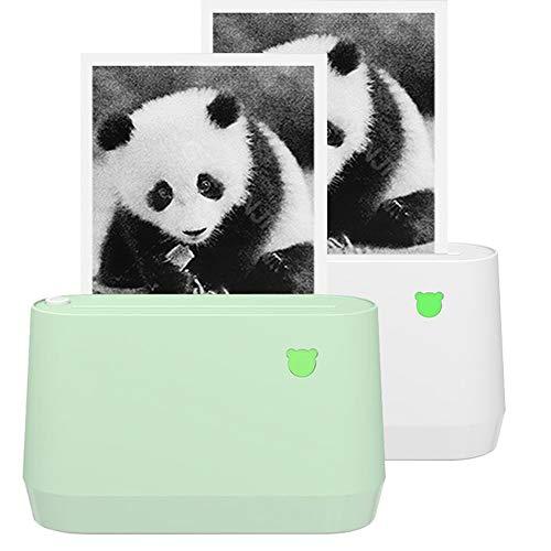 Best Deals! HANYF Portable Photo Printer, Mini Thermal Printer, Pocket Photo Printer, 58Mm Printing ...