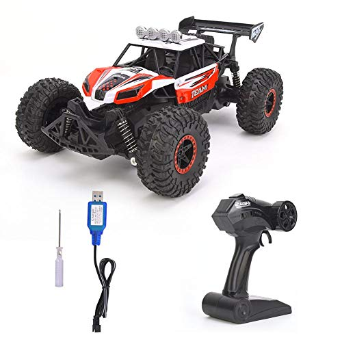 RC Car Remote Control Toy for Flytec 6029 1/16 Strong Driving Crash-Resistant Climbing Car Competitive High-Speed Car