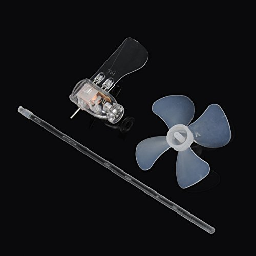 philmat más pequeño Mini Aerogeneradores Generador LED Herramientas de enseñanza modelo de muestra