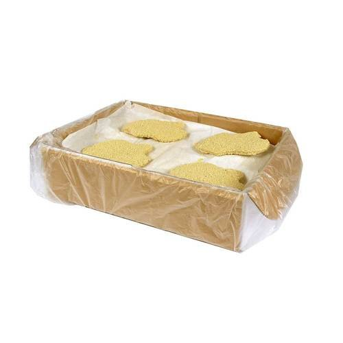 Advance Food Italian Breaded Veal Thing, 6 Ounce -- 27 per case.