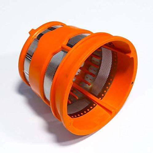 Moulinex - Filtre grille orange pour extracteur de jus