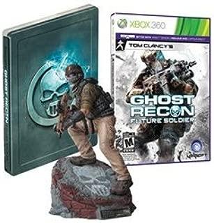 Ghost Recon: Future Soldier Limited Edition (Xbox 360 Kinect) Bonus Statue & Steelbook