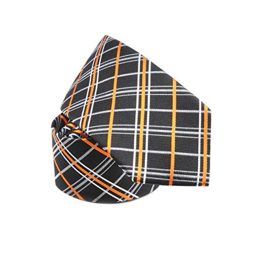 VIRTUOSE Cravate soie madras