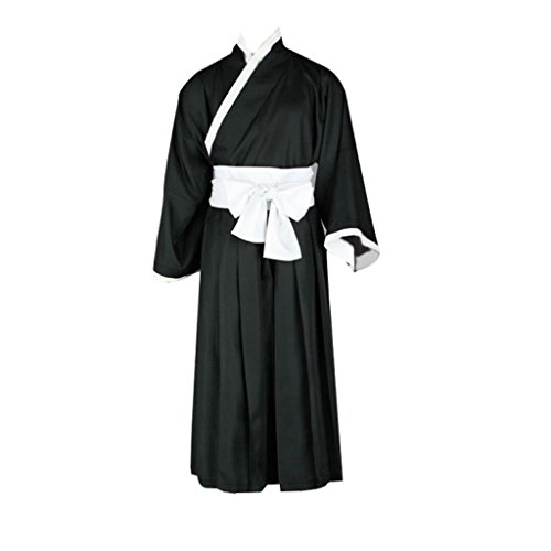 Dream2Reality Disfraz de Bleach Para Cosplay para hombre, talla XXXL