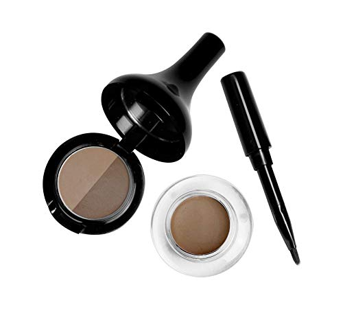 of kiss brow kits dec 2021 theres one clear winner KRISTOFER BUCKLE Brow Champion Brow Enhancing Pomade and Powder Blonde 0.09 oz.   All-In-One Brow Enhancing Product, Featuring A Pomade & Two Powders for Fuller Looking Brows   Blonde