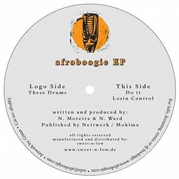 Afroboogie E.P.