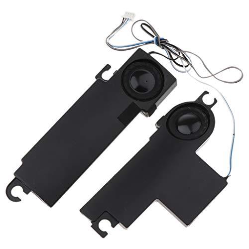 B Blesiya Altavoz de Sonido Interno Izquierdo Derecho para Computadora Portátil para Dell Latitude E6230
