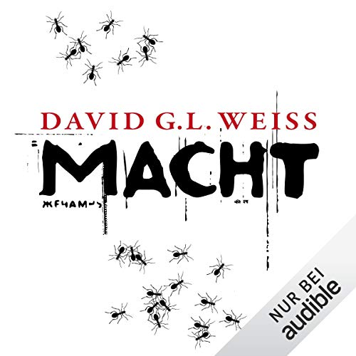 Macht audiobook cover art