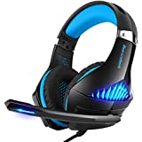 Selieve Gaming Headset for Xbox One, PS4,...