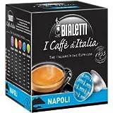 80 Capsule I Caffè D'Italia Bialetti NAPOLI