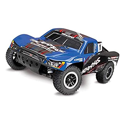 Traxxas 68086-4 Slash 4X4 1/10 Scale 4WD Short Course Truck with TQi 2.4GHz Radio