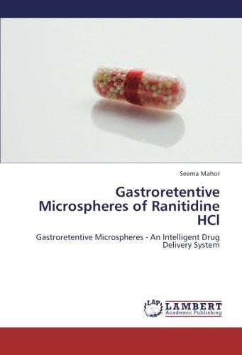 Mahor, S: Gastroretentive Microspheres of Ranitidine HCl