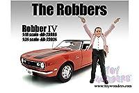 23886 American 3o219a3934d u1umc14q831 Diorama Figurine - The Robbers - Robber IV (1/18 Scale, Pink and Black) 23886 diecast car Model 23886 American Diorama Figurine - The Ro 商品カテゴリー: ダイキャスト [並行輸入品]