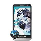 atFolix Schutzfolie kompatibel mit BlackBerry Z30 Folie, ultraklare & Flexible FX Bildschirmschutzfolie (3X)