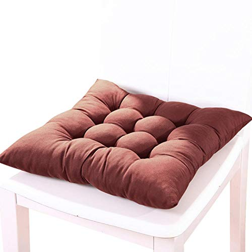 MODI Home 1/2 seat cushion winter office right seat back cushion sofa pillow cushion 40cm * 40cm Buttocks,6,1 item