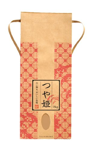 マルタカ クラフト つや姫 稲と格子(いねとこうし) 2kg用紐付 20枚セット KH-0018